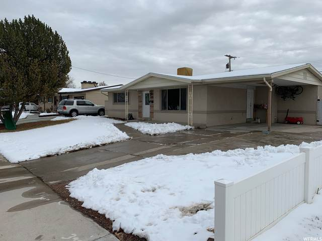 3723 W Kewanee Dr, West Valley City, UT 84120 (#1733975) :: REALTY ONE GROUP ARETE