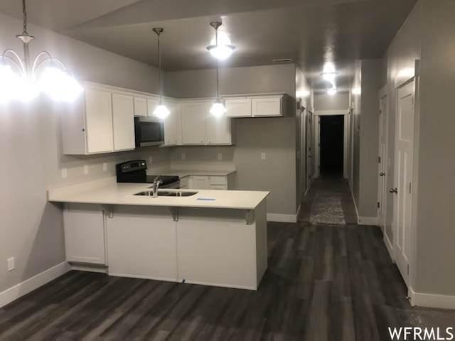 4030 W 1850 N #303, Lehi, UT 84043 (#1733980) :: Berkshire Hathaway HomeServices Elite Real Estate