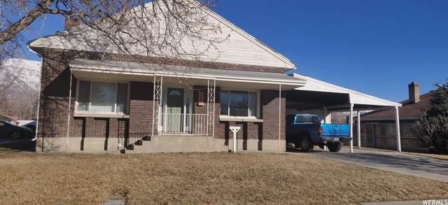 396 N Center St, American Fork, UT 84003 (#1733988) :: Berkshire Hathaway HomeServices Elite Real Estate