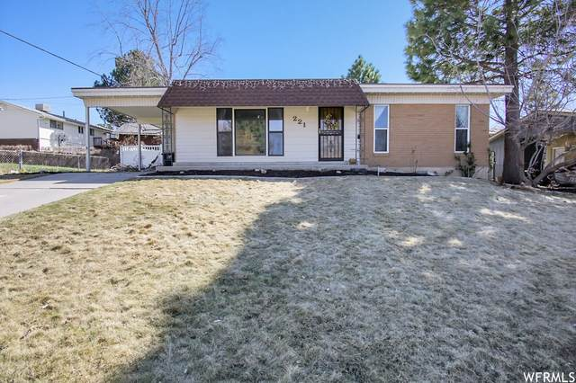 221 W 5300 S, Washington Terrace, UT 84405 (#1733998) :: Black Diamond Realty