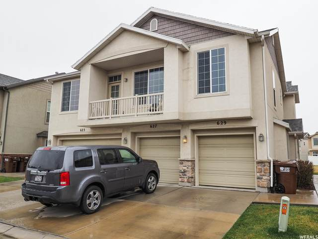 629 N Canterbury Ln W, North Salt Lake, UT 84054 (#1734008) :: Colemere Realty Associates