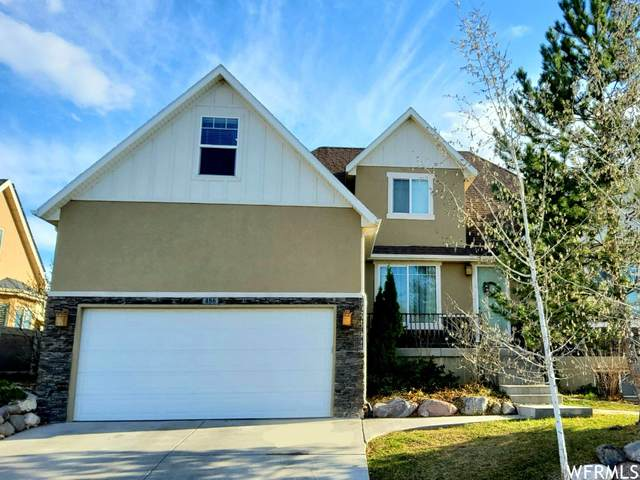 486 E 800 S, Payson, UT 84651 (#1734009) :: Berkshire Hathaway HomeServices Elite Real Estate