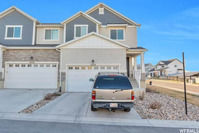 14734 S Patten Ln, Herriman, UT 84096 (#1734032) :: Bustos Real Estate | Keller Williams Utah Realtors