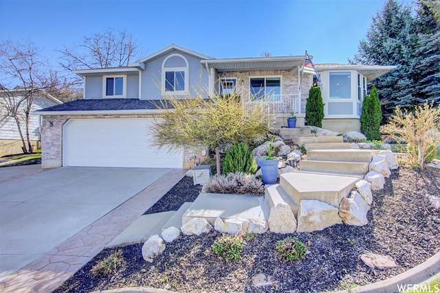 2022 N 1650 E, Layton, UT 84040 (#1734040) :: REALTY ONE GROUP ARETE
