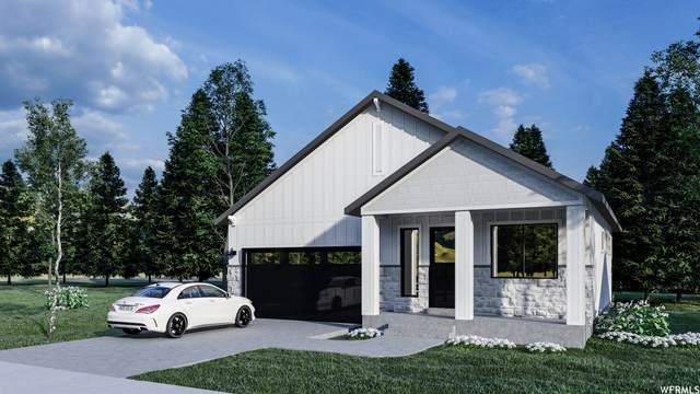 7253 S Kenadi Ct W #7, West Jordan, UT 84084 (#1734043) :: Berkshire Hathaway HomeServices Elite Real Estate
