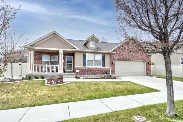 13684 S Admiral Dr W, Riverton, UT 84096 (#1734067) :: Belknap Team