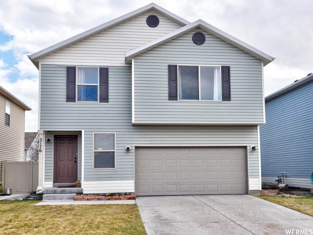 2176 Summit Way, Eagle Mountain, UT 84005 (#1734081) :: The Fields Team