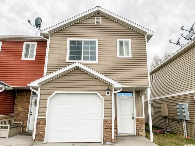 555 N 2425 W, Vernal, UT 84078 (#1734085) :: Pearson & Associates Real Estate