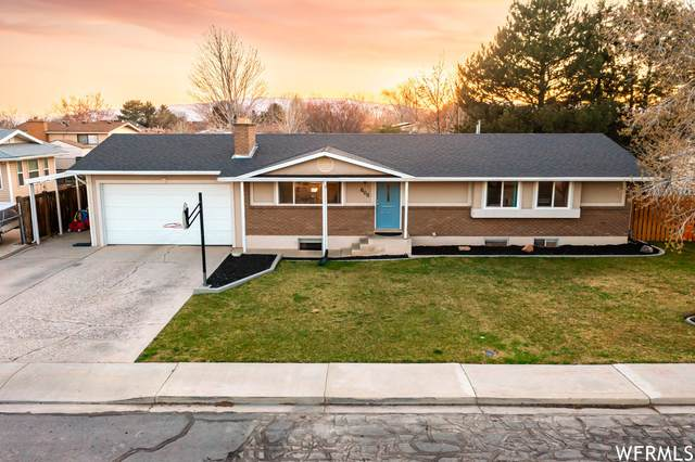 608 S 520 W, Orem, UT 84058 (#1734088) :: Black Diamond Realty