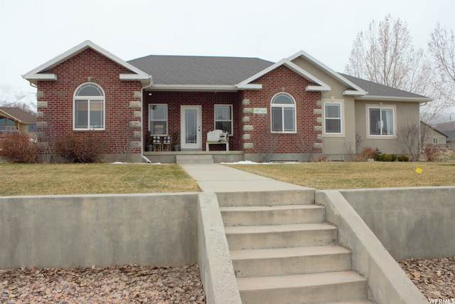 187 W Goosenest Dr, Elk Ridge, UT 84651 (MLS #1734090) :: Lookout Real Estate Group