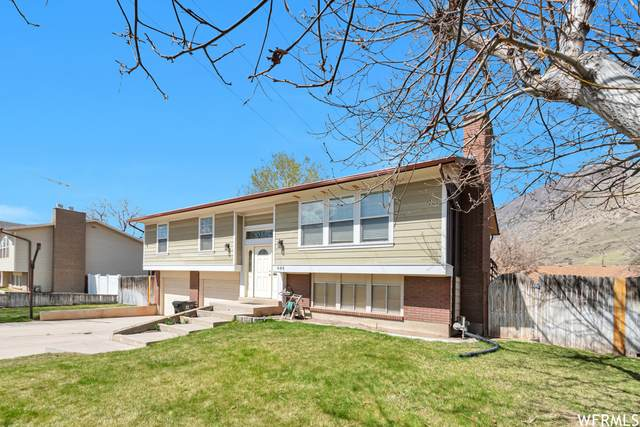 985 E 80 N, Springville, UT 84663 (MLS #1734106) :: Lookout Real Estate Group