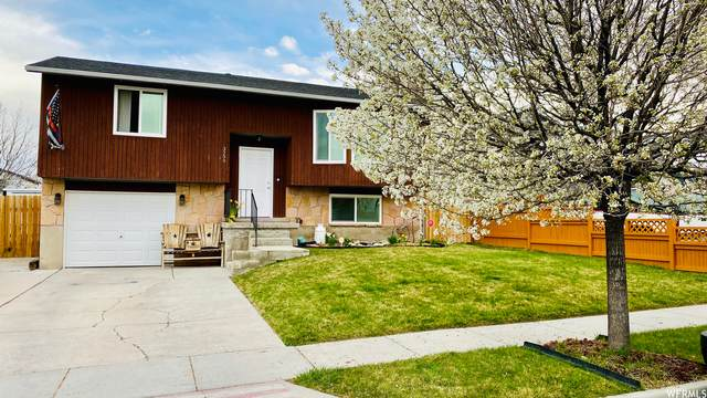 3299 W 5735 S #20, Taylorsville, UT 84129 (#1734129) :: Exit Realty Success