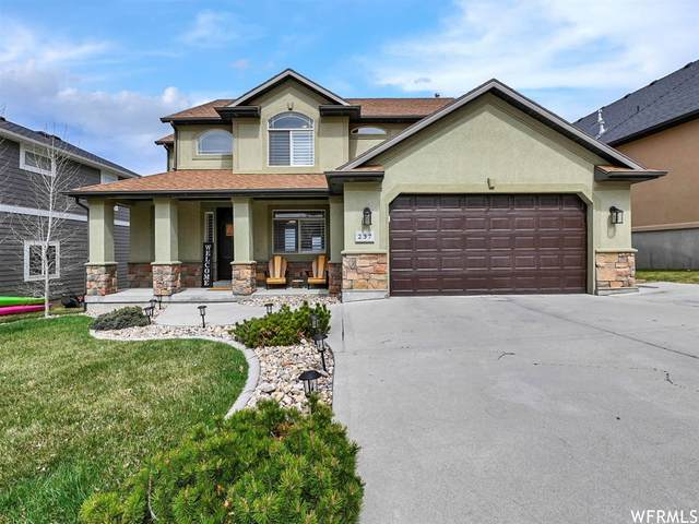 237 E Red Leaf Dr, Draper, UT 84020 (#1734137) :: Exit Realty Success