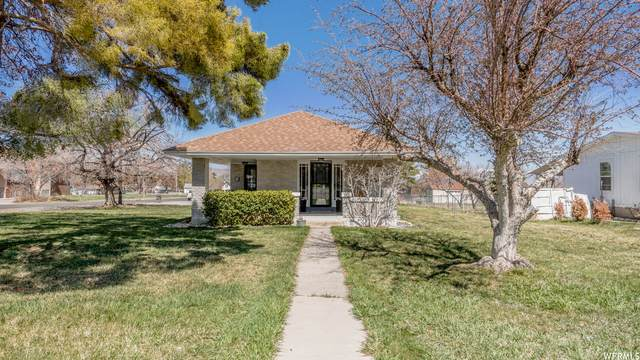 115 E 100 S, Santaquin, UT 84655 (#1734149) :: The Perry Group
