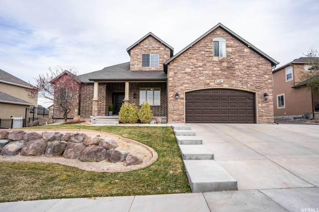 1498 S Sage Bloom Way, Saratoga Springs, UT 84045 (#1734152) :: Belknap Team