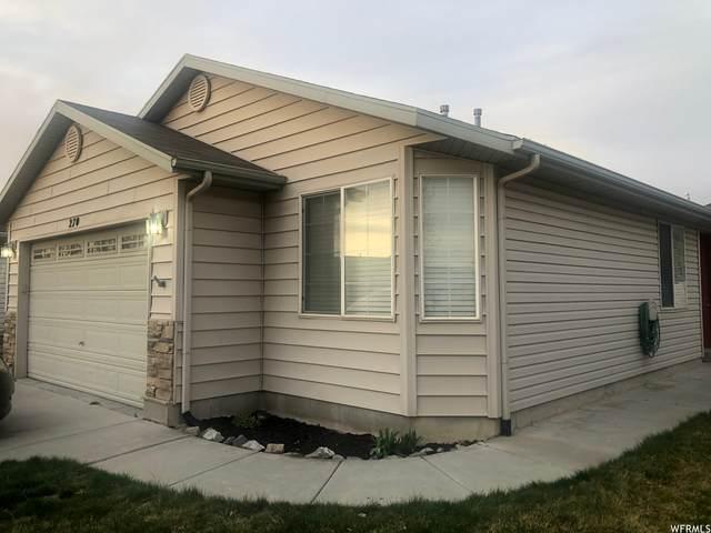 270 N Caleb Dr W, North Salt Lake, UT 84054 (#1734155) :: Utah Dream Properties
