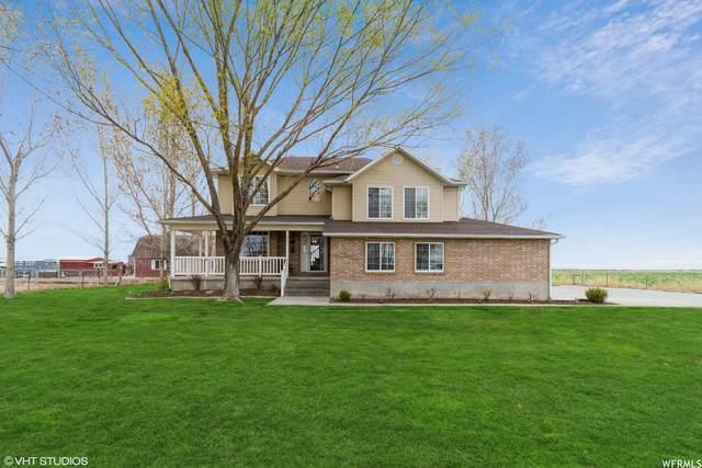 845 E Main St, Grantsville, UT 84029 (MLS #1734157) :: Lookout Real Estate Group