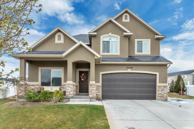 5009 W Wild Mare Way, Riverton, UT 84096 (MLS #1734160) :: Lookout Real Estate Group