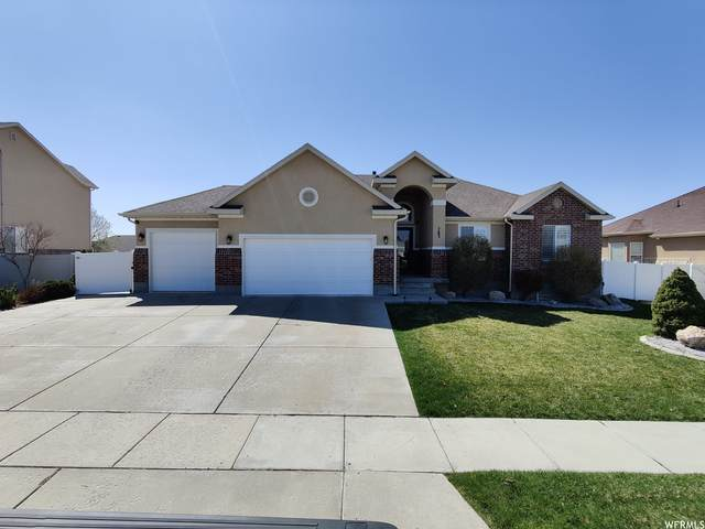 783 W 2010 S, Syracuse, UT 84075 (#1734161) :: Utah Dream Properties