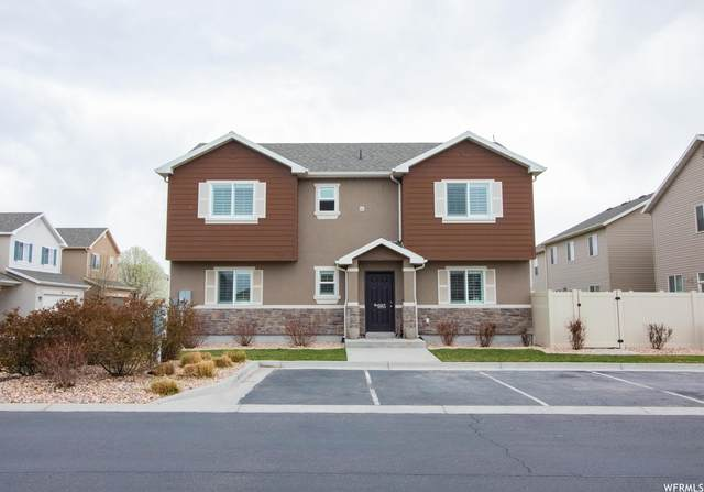 985 W Stonehaven Dr N, North Salt Lake, UT 84054 (#1734166) :: Bustos Real Estate | Keller Williams Utah Realtors