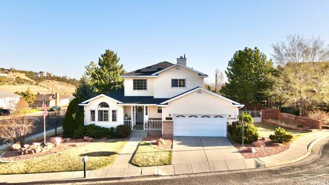 1268 W 970 Cir S, Cedar City, UT 84720 (MLS #1734195) :: Lookout Real Estate Group