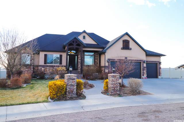 129 S Park Ridge Dr, Roosevelt, UT 84066 (#1734201) :: Red Sign Team