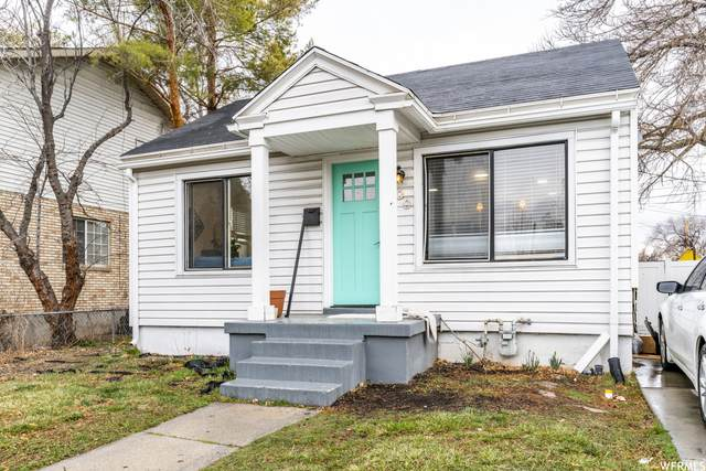 909 E Crandall Ave, Salt Lake City, UT 84106 (MLS #1734212) :: Lookout Real Estate Group