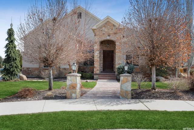 10289 S Royal Vista Cv W, South Jordan, UT 84095 (MLS #1734213) :: Lookout Real Estate Group