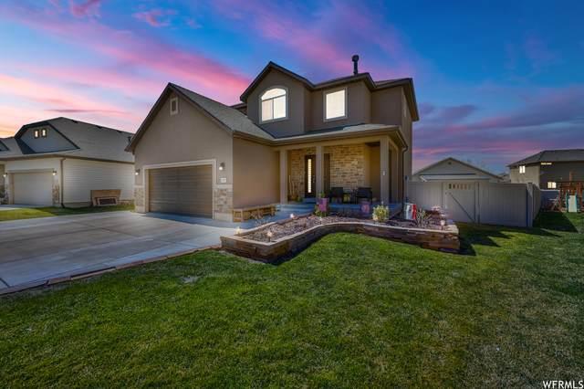 1222 S 2060 E, Spanish Fork, UT 84660 (MLS #1734222) :: Lookout Real Estate Group