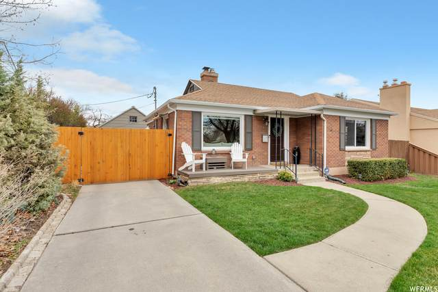 1446 E Zenith Ave, Salt Lake City, UT 84106 (MLS #1734224) :: Lookout Real Estate Group