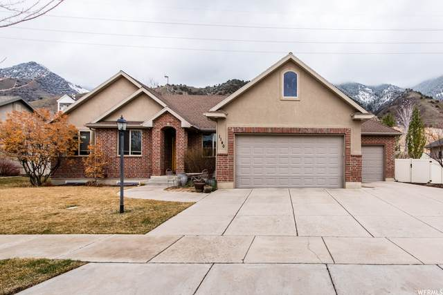 1140 Grandview Dr, Providence, UT 84332 (MLS #1734238) :: Lookout Real Estate Group
