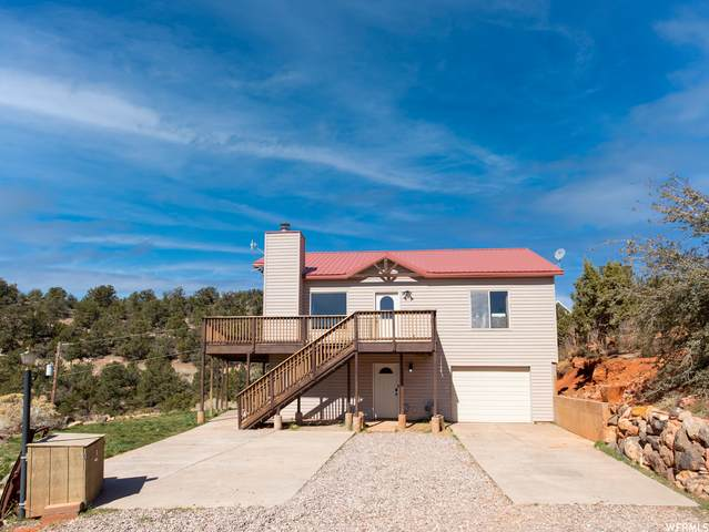 319 Hillcrest Cir, Central, UT 84722 (MLS #1734245) :: Lookout Real Estate Group