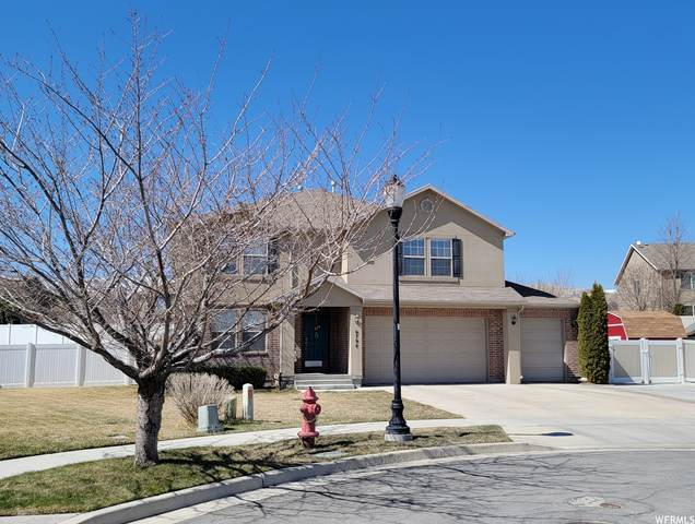 6794 W Sharlie Dawn Cir. S, Herriman, UT 84096 (#1734248) :: Berkshire Hathaway HomeServices Elite Real Estate
