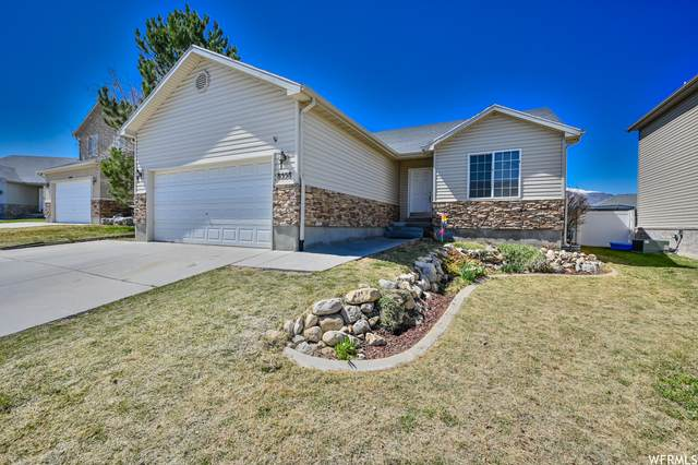 8558 S Maul Oak Dr W, West Jordan, UT 84081 (#1734276) :: Black Diamond Realty