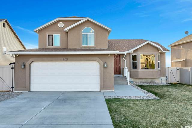 863 N 730 W, Tooele, UT 84074 (MLS #1734277) :: Lookout Real Estate Group