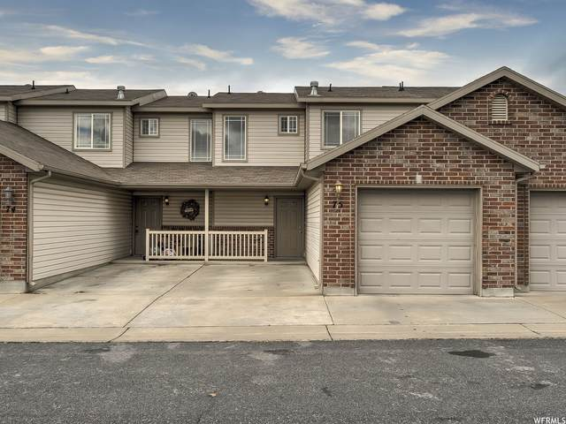 652 W 800 N #75, Clinton, UT 84015 (#1734278) :: Colemere Realty Associates