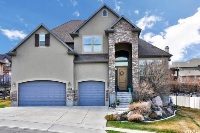 14742 S Evening Side Dr. W, Herriman, UT 84096 (#1734295) :: Utah Dream Properties