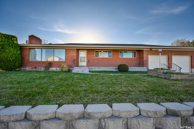 4370 S 3600 W, West Valley City, UT 84119 (#1734300) :: Exit Realty Success