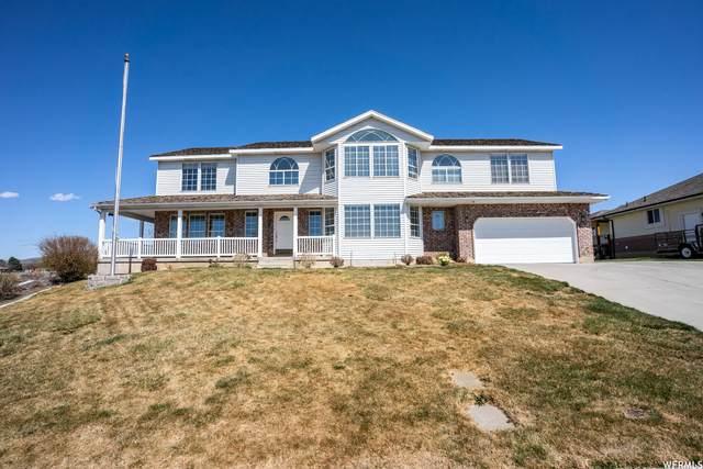 486 W 1360 N, American Fork, UT 84003 (#1734308) :: Berkshire Hathaway HomeServices Elite Real Estate
