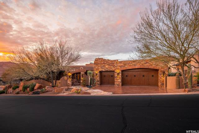 3052 N Snow Canyon Pkwy, St. George, UT 84770 (#1734309) :: Exit Realty Success