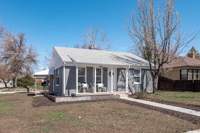 1903 E Redondo Ave S, Salt Lake City, UT 84108 (#1734311) :: Black Diamond Realty