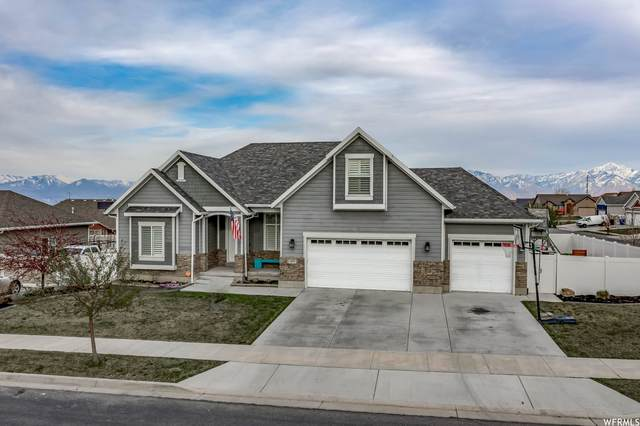 4455 S Wynridge Ln W, West Valley City, UT 84128 (#1734326) :: Black Diamond Realty