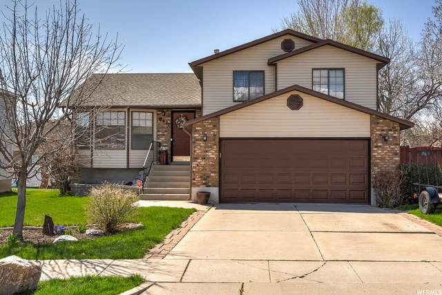 660 S Country Creek Dr. E, Layton, UT 84041 (#1734327) :: Exit Realty Success