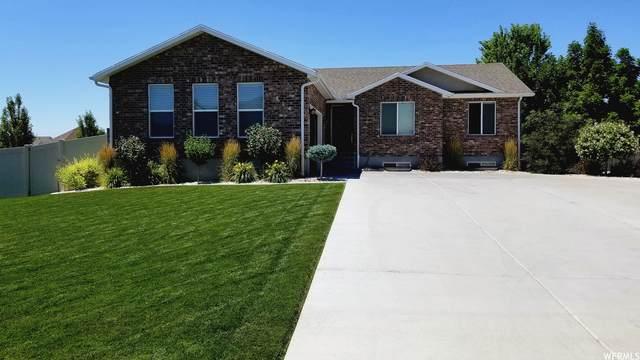 814 S Angel St, Layton, UT 84041 (MLS #1734328) :: Lookout Real Estate Group