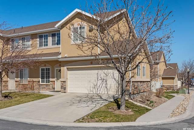 5574 W Washoe Cv, West Jordan, UT 84081 (#1734331) :: Colemere Realty Associates