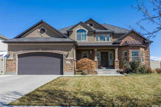 8021 S Jackson Lake Dr W, West Jordan, UT 84081 (#1734338) :: Berkshire Hathaway HomeServices Elite Real Estate