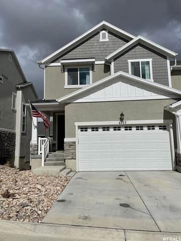 4322 W Burwell Ln #99, Herriman, UT 84096 (#1734344) :: Bustos Real Estate | Keller Williams Utah Realtors
