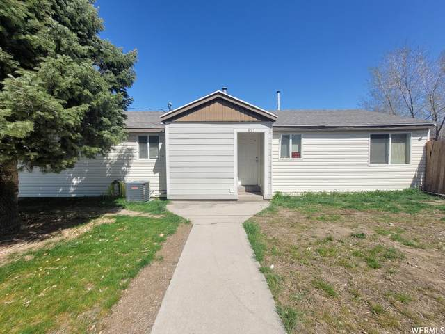 457 W Cedar St N, Tooele, UT 84074 (#1734349) :: The Fields Team