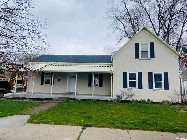 136 N 300 E, Brigham City, UT 84302 (#1734357) :: C4 Real Estate Team