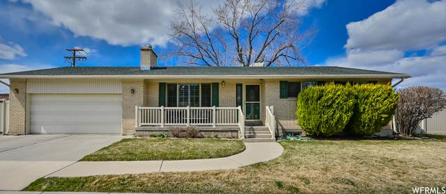8862 S 1700 E, Sandy, UT 84093 (#1734361) :: The Perry Group